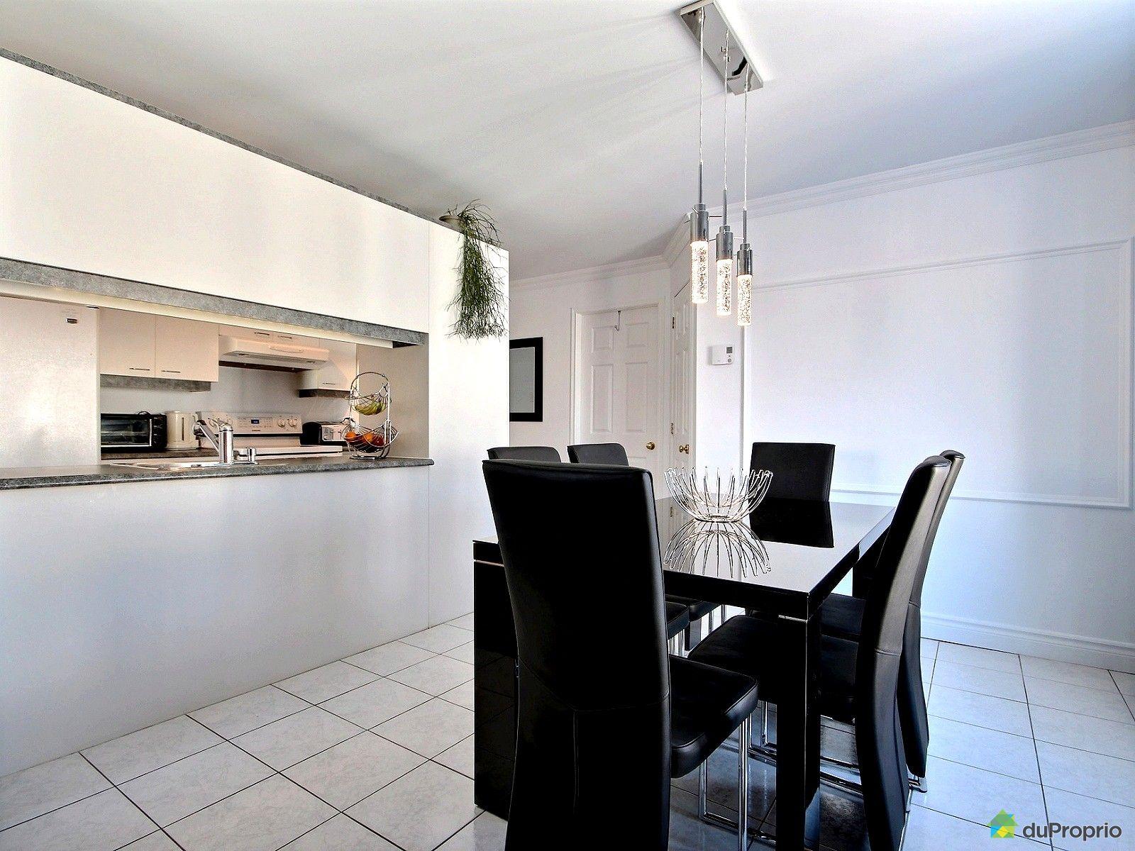 Condo vendre l vis 4113a rue des rubis immobilier for Salle a manger levi