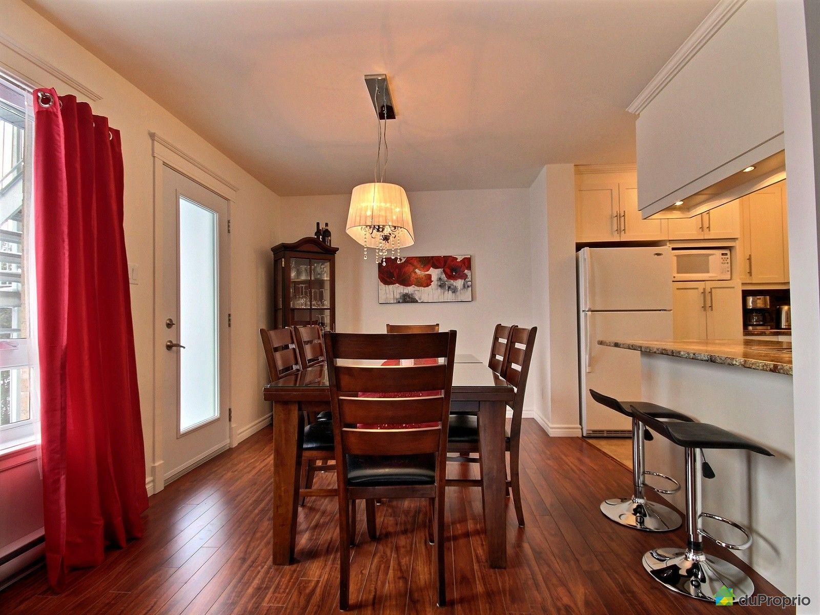 Condo vendre l vis 101 6 rue de bienville immobilier for Salle a manger levi