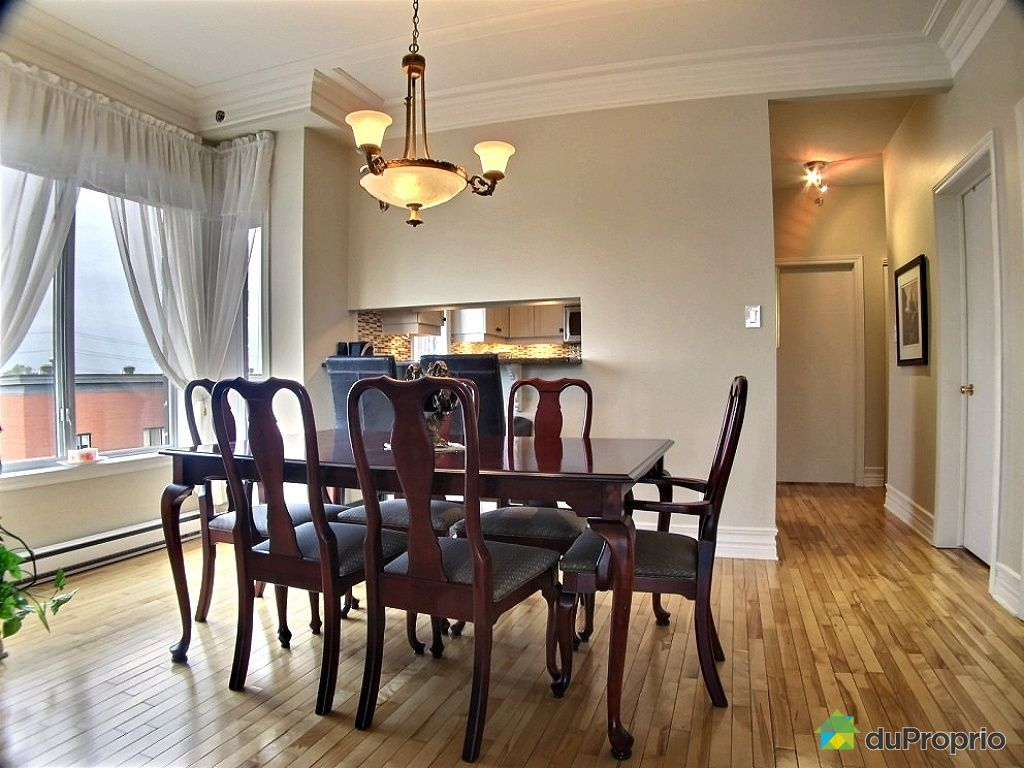 condo vendu montr al immobilier qu bec duproprio 460905. Black Bedroom Furniture Sets. Home Design Ideas