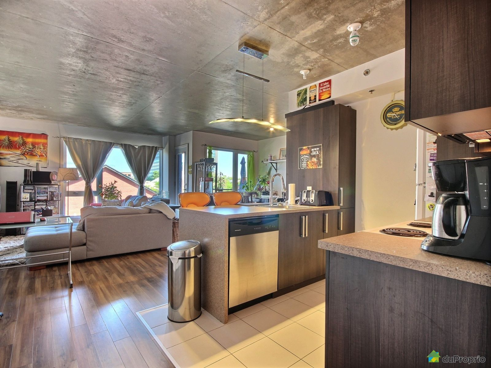 #9B6030 Condo à Vendre Montréal 406 2160 Rue Laforce Immobilier  3891 salle a manger pas cher montreal 1600x1200 px @ aertt.com