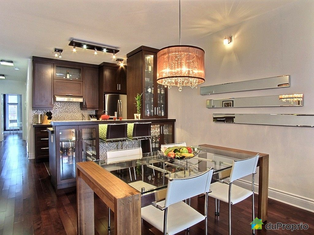 Condo vendre montr al 1 1430 rue panet immobilier for Cuisine ouverte tard montreal
