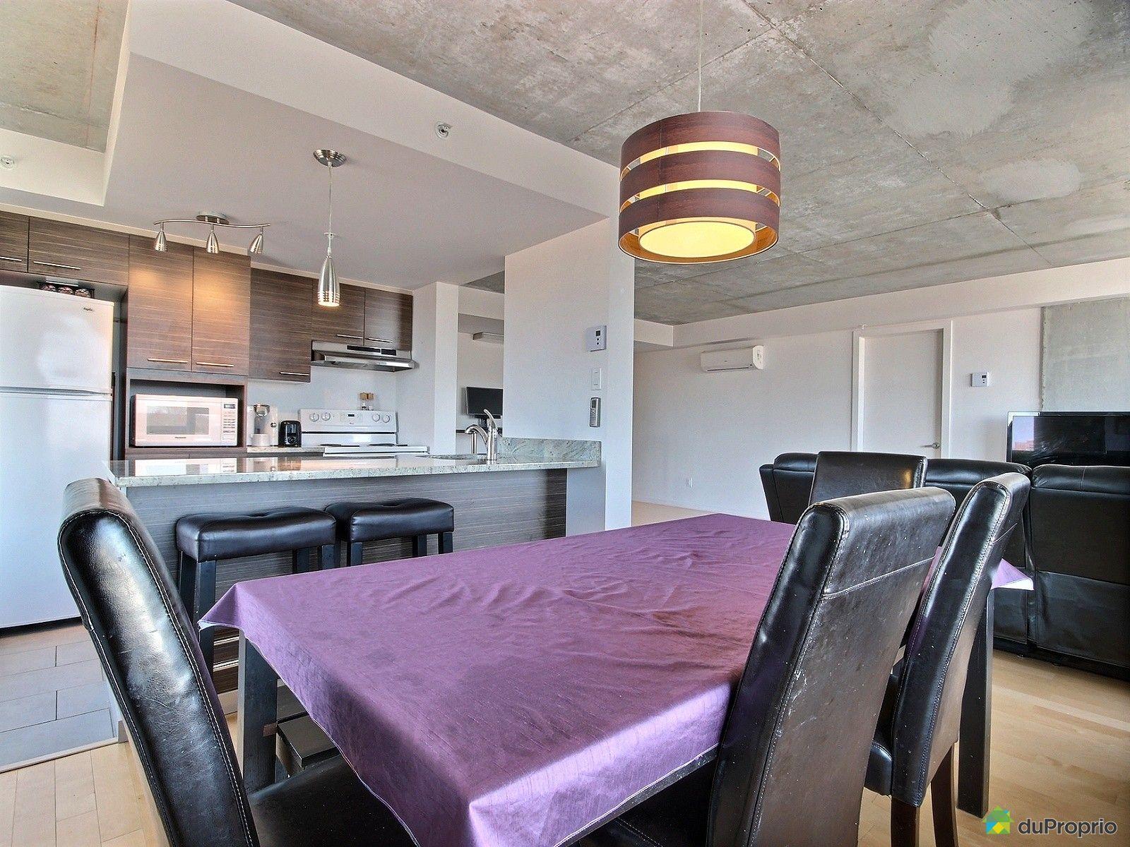 Condo vendre montr al 609 6501 boulevard maurice for Cuisine ouverte tard montreal