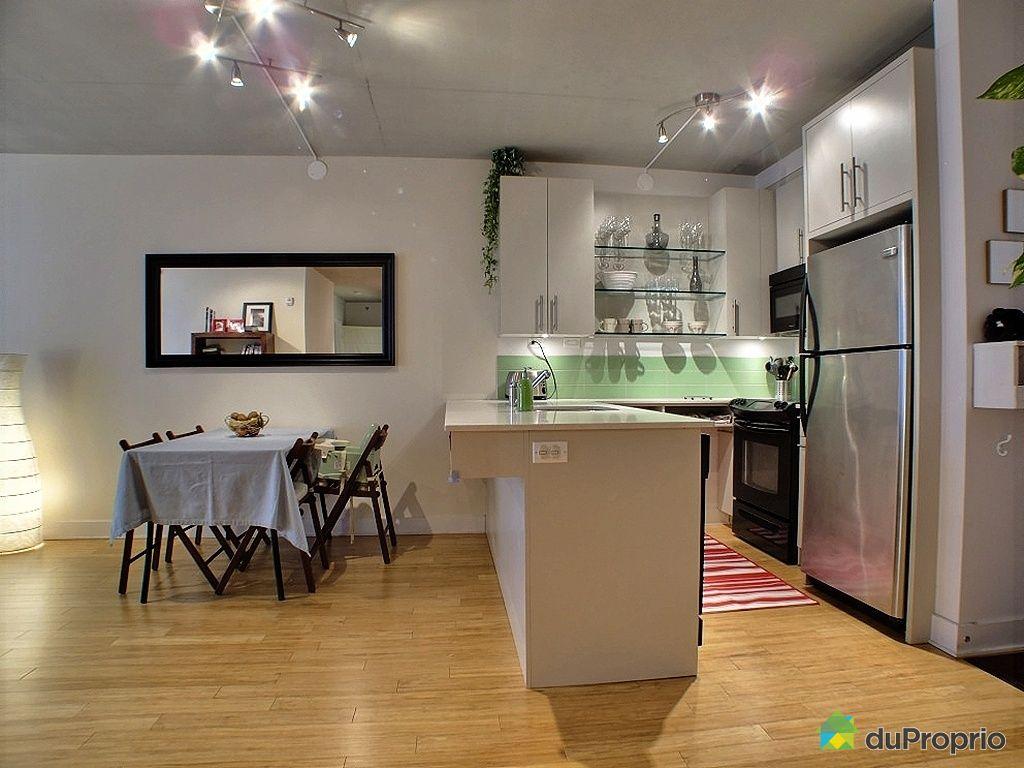 Condo vendre montr al 406 950 rue notre dame ouest for Cuisine ouverte tard montreal
