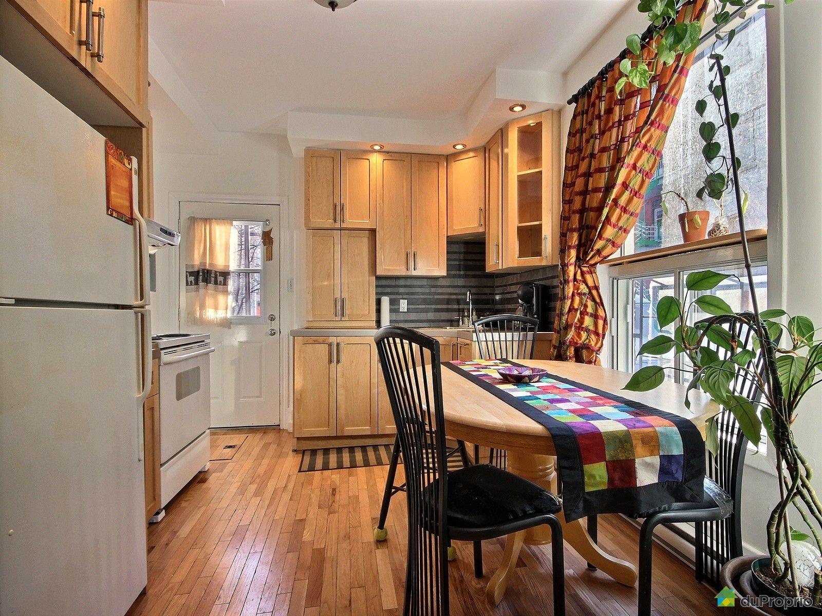condo vendre montr al 4730 rue chabot immobilier qu bec duproprio 541671. Black Bedroom Furniture Sets. Home Design Ideas