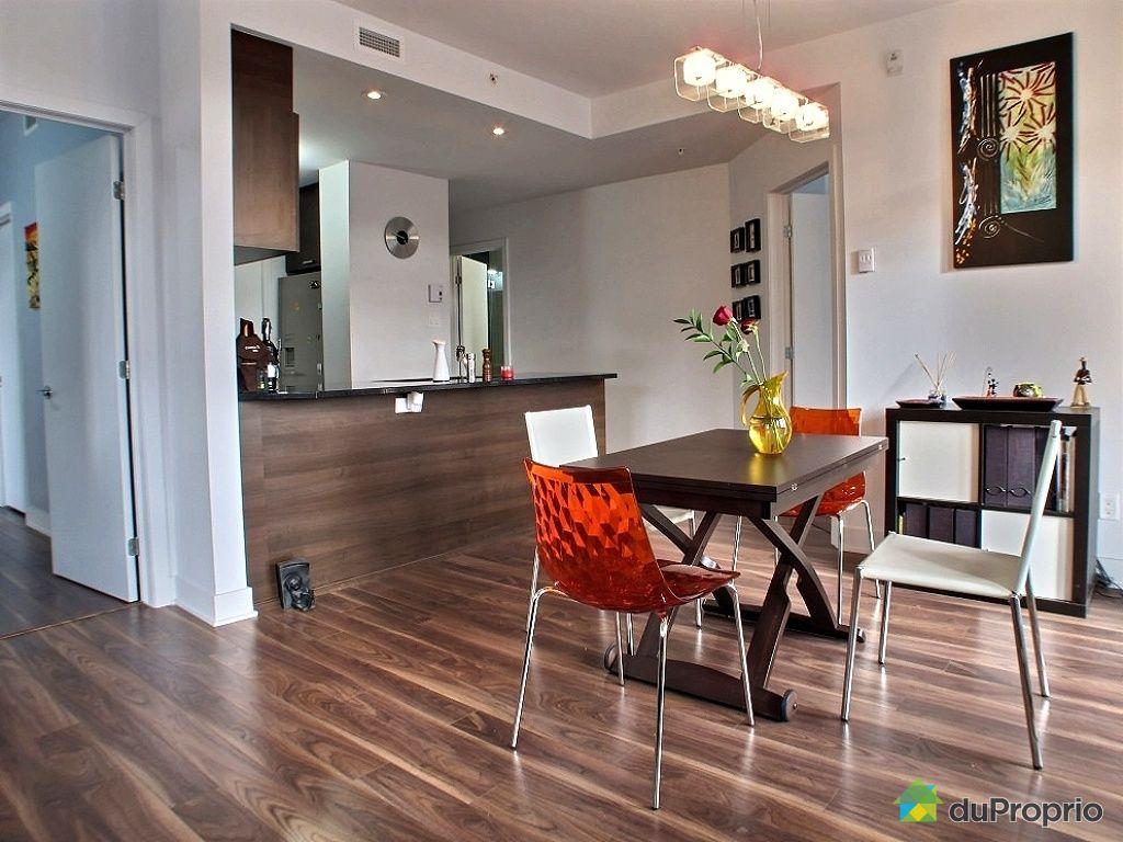 Condo vendu montr al immobilier qu bec duproprio 454577 for Achat maison demarche