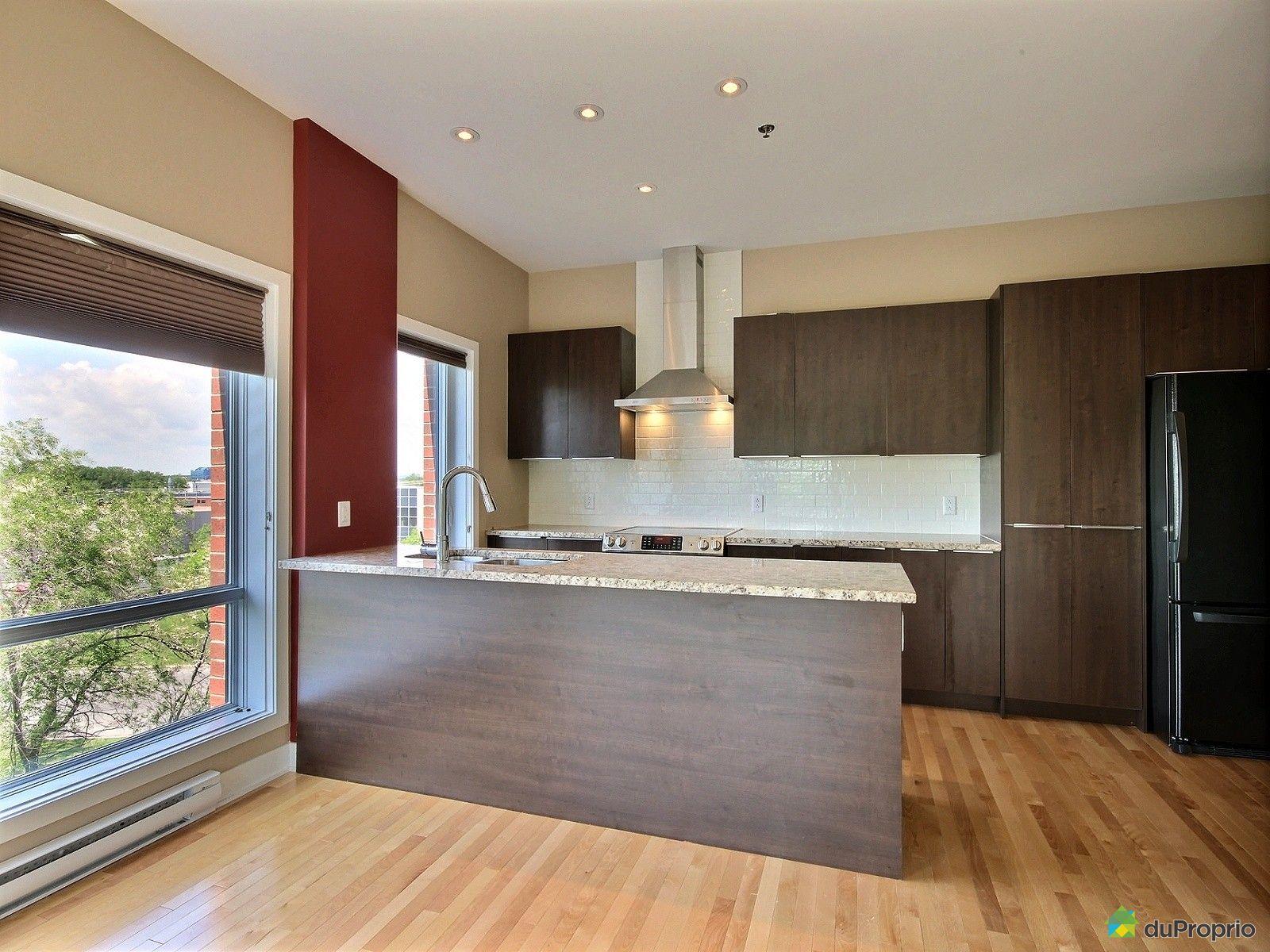 Condo vendu montr al immobilier qu bec duproprio 616327 for Ares cuisine pointe claire