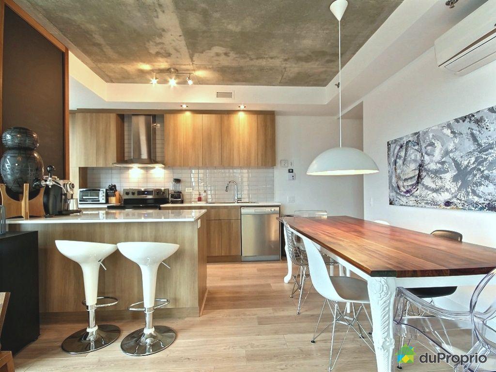 condo vendu montr al immobilier qu bec duproprio 456012. Black Bedroom Furniture Sets. Home Design Ideas