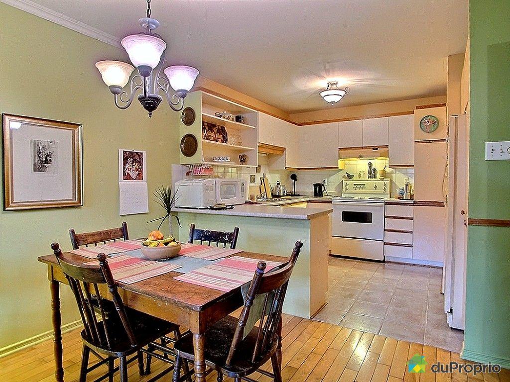 Condo vendu montr al immobilier qu bec duproprio 546676 for La salle a manger montreal