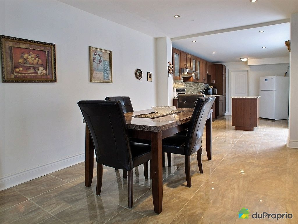 Duplex vendre montr al 1829 rue plessis immobilier for Salle a manger a montreal