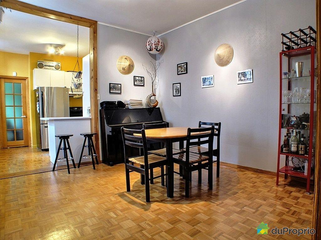Duplex Vendu Montr Al Immobilier Qu Bec Duproprio 308391