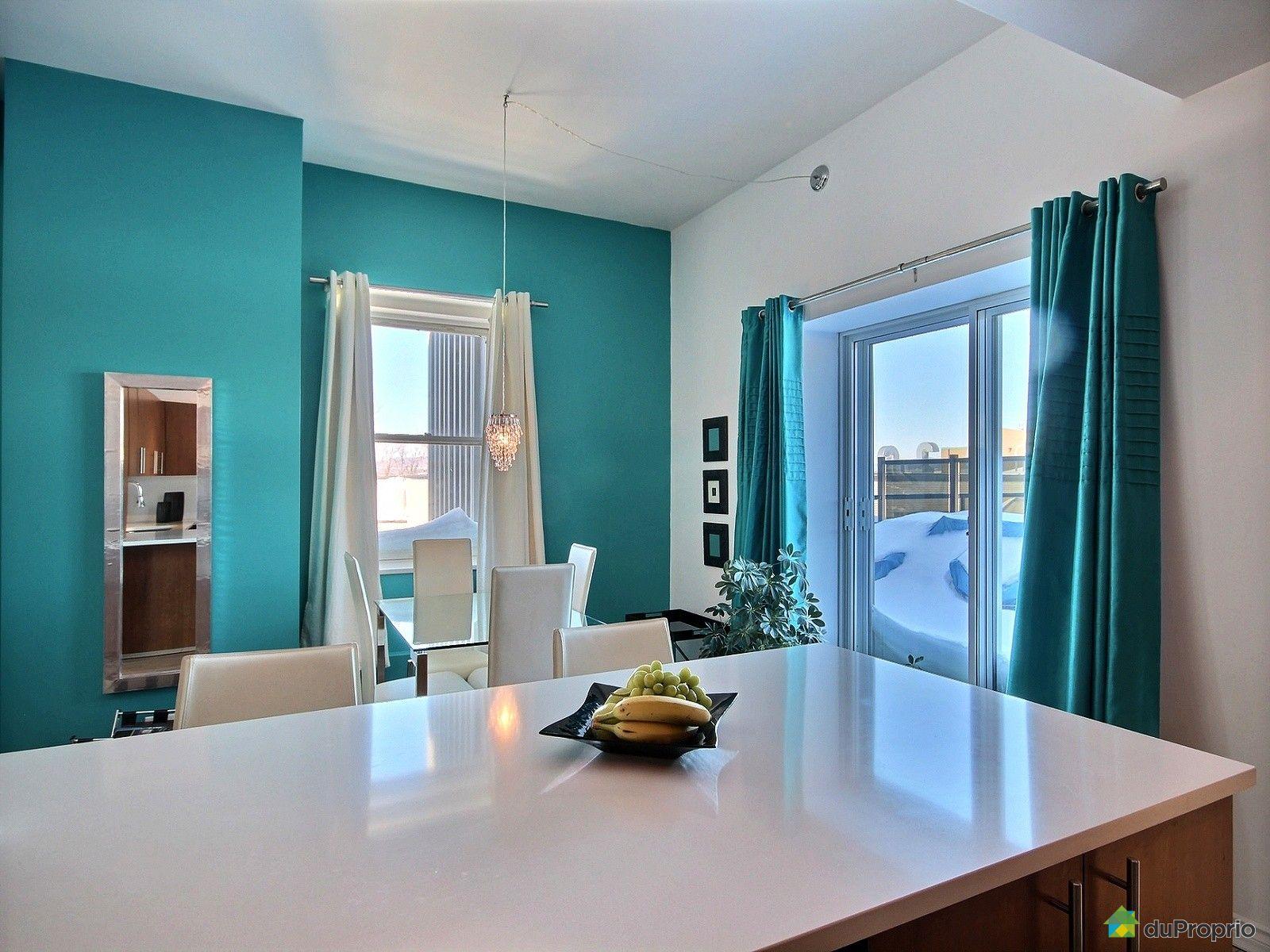 Loft vendre limoilou 514 550 8e avenue immobilier for Salle a manger loft