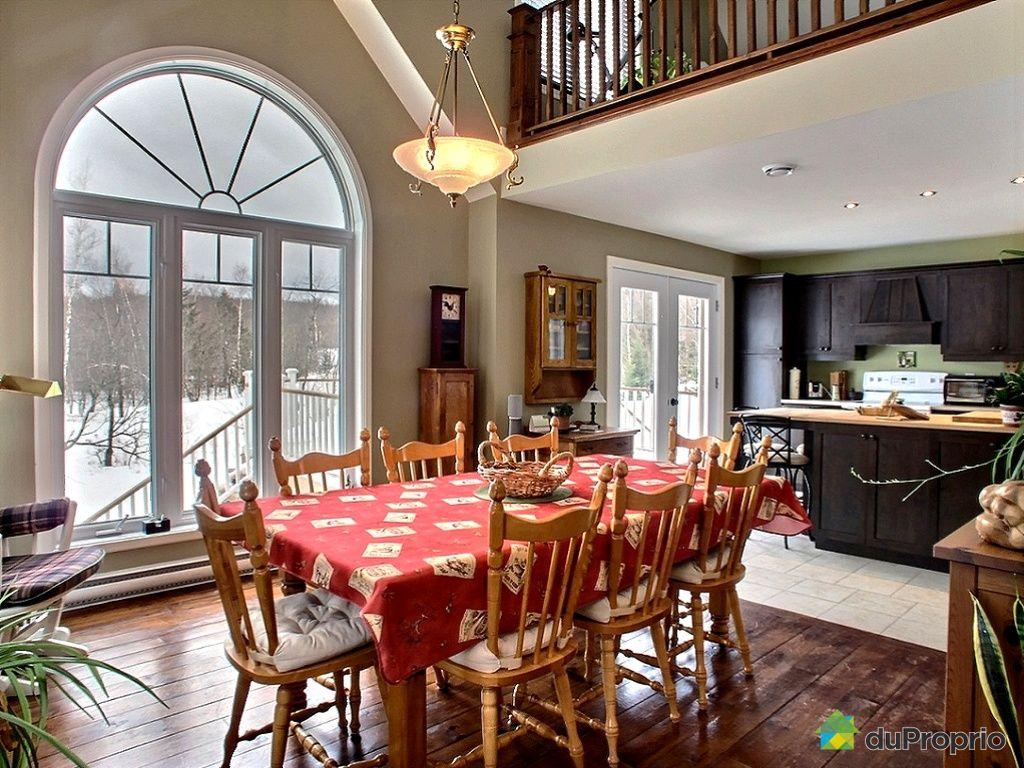 maison vendu st tienne de bolton immobilier qu bec duproprio 503701. Black Bedroom Furniture Sets. Home Design Ideas