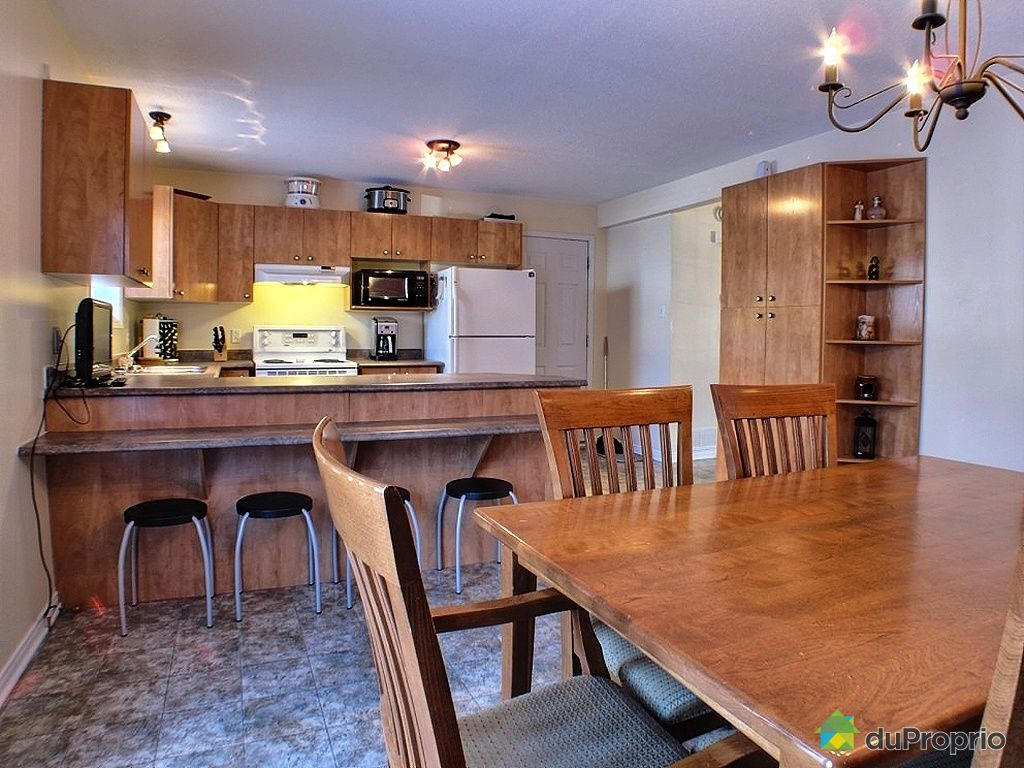 Maison vendu gatineau immobilier qu bec duproprio 387747 for Salle a manger a vendre