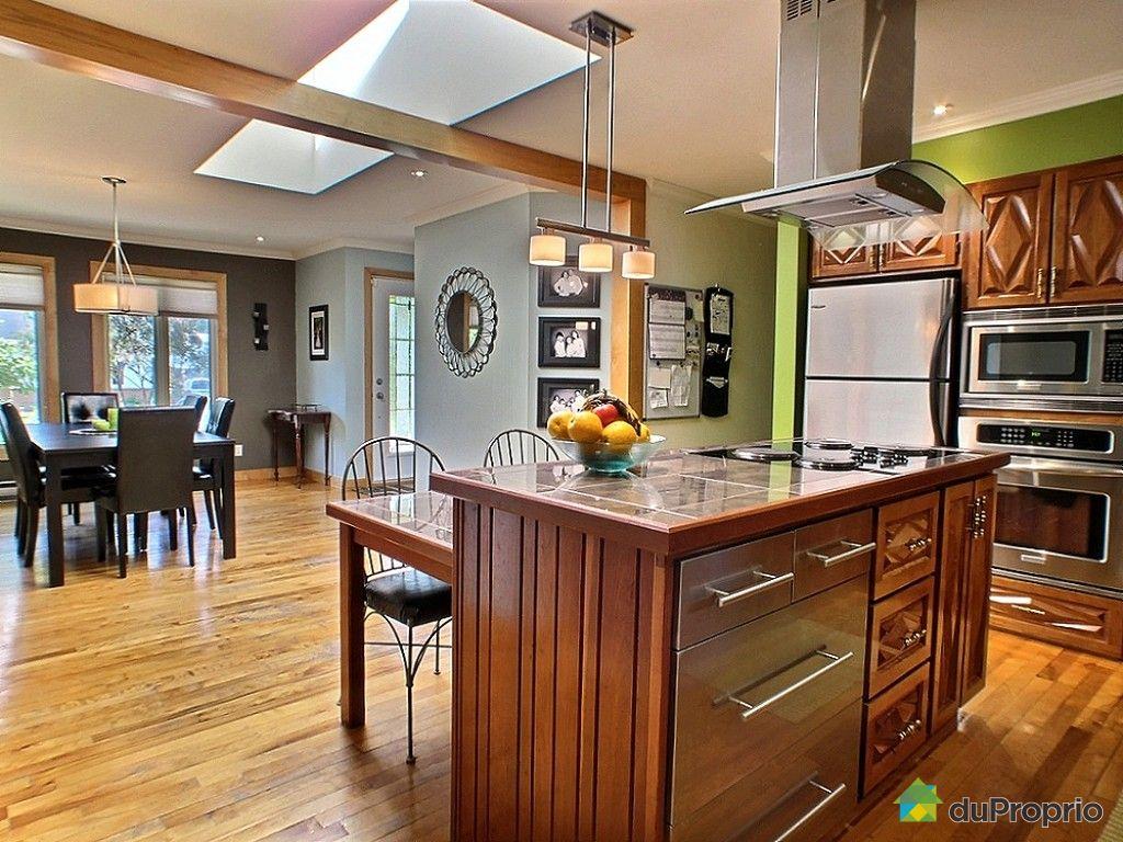 Maison vendu gatineau immobilier qu bec duproprio 529861 for Cuisine gatineau