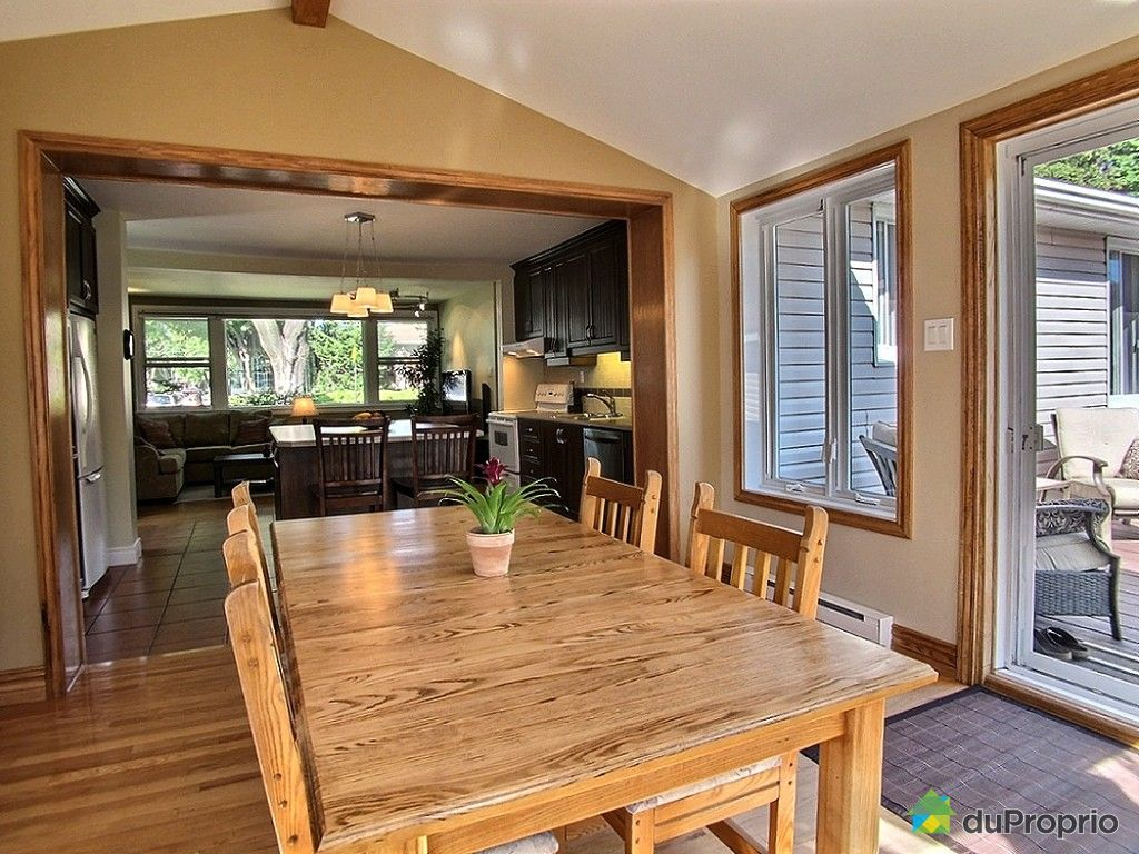 maison vendu montr al immobilier qu bec duproprio 546172. Black Bedroom Furniture Sets. Home Design Ideas