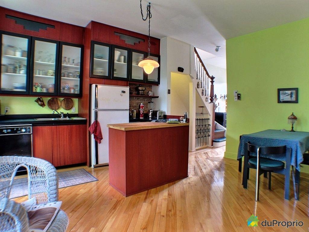 Maison vendu montr al immobilier qu bec duproprio 340933 - Atelier a vendre montreal ...