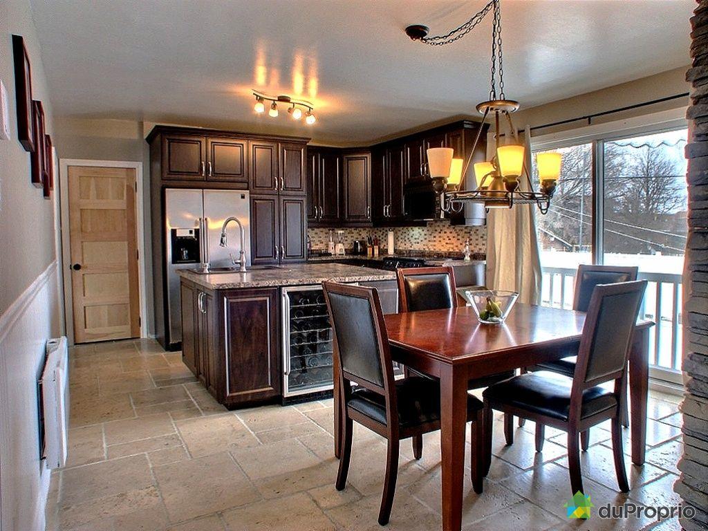Maison vendu montr al immobilier qu bec duproprio 318594 for Salle a manger montreal