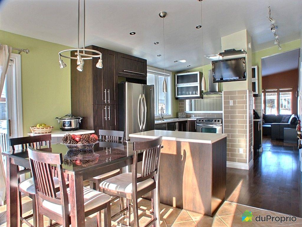 Maison vendu montr al immobilier qu bec duproprio 223169 for Salle a manger montreal
