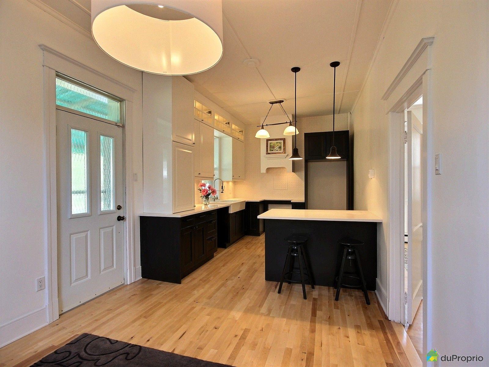 Maison vendu montr al immobilier qu bec duproprio 513694 for Ares cuisine pointe claire