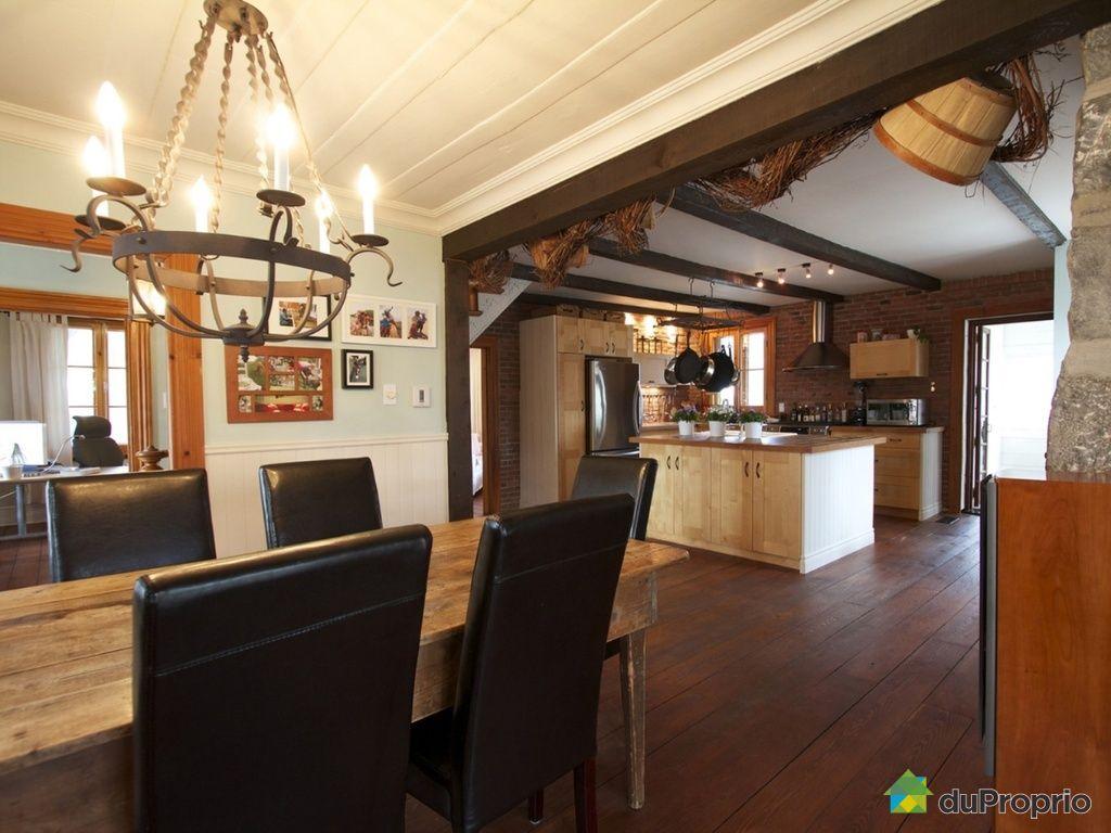 Maison vendre st bruno de montarville 106 chemin de la for Ares cuisine st bruno