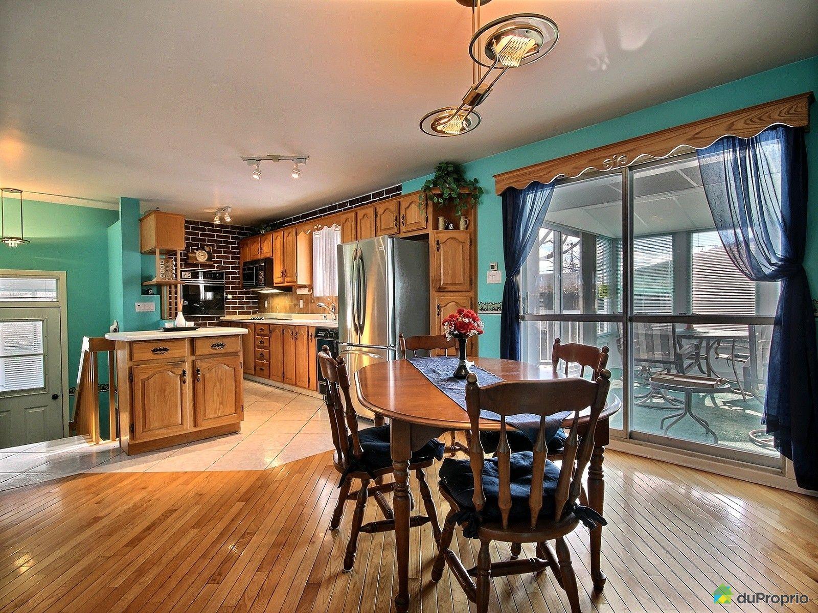 Maison vendre st jean sur richelieu 810 rue coloniale immobilier qu bec duproprio 683804 for Salle a manger jean