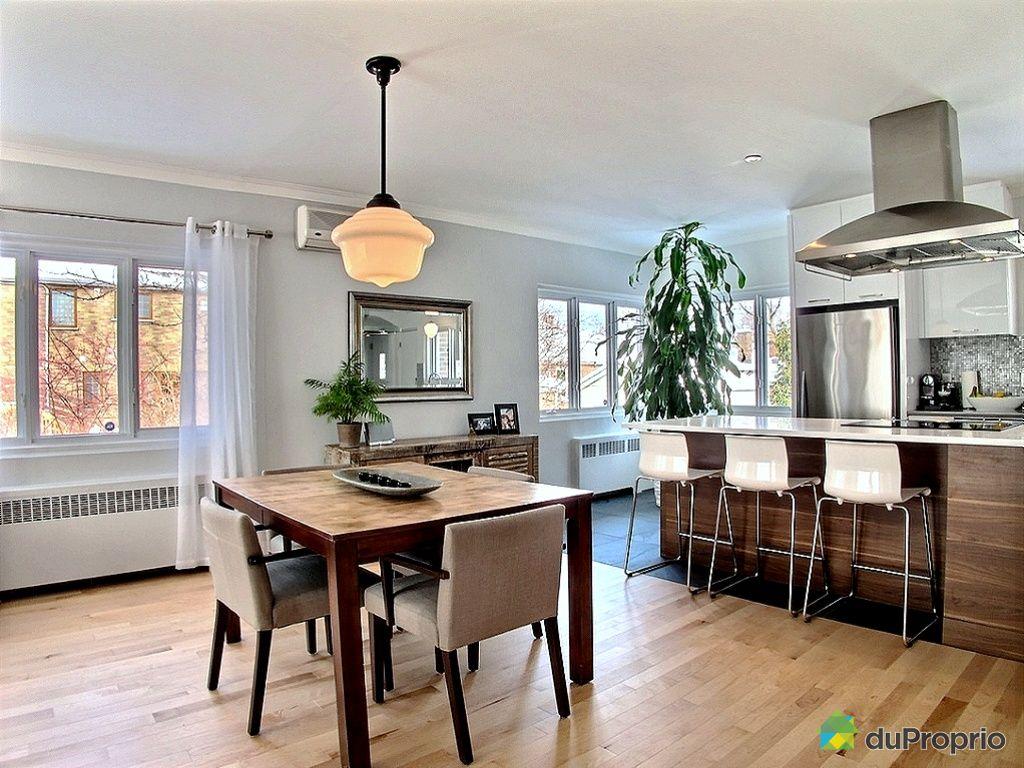 Maison vendu montr al immobilier qu bec duproprio 487724 for Cuisine 15m2