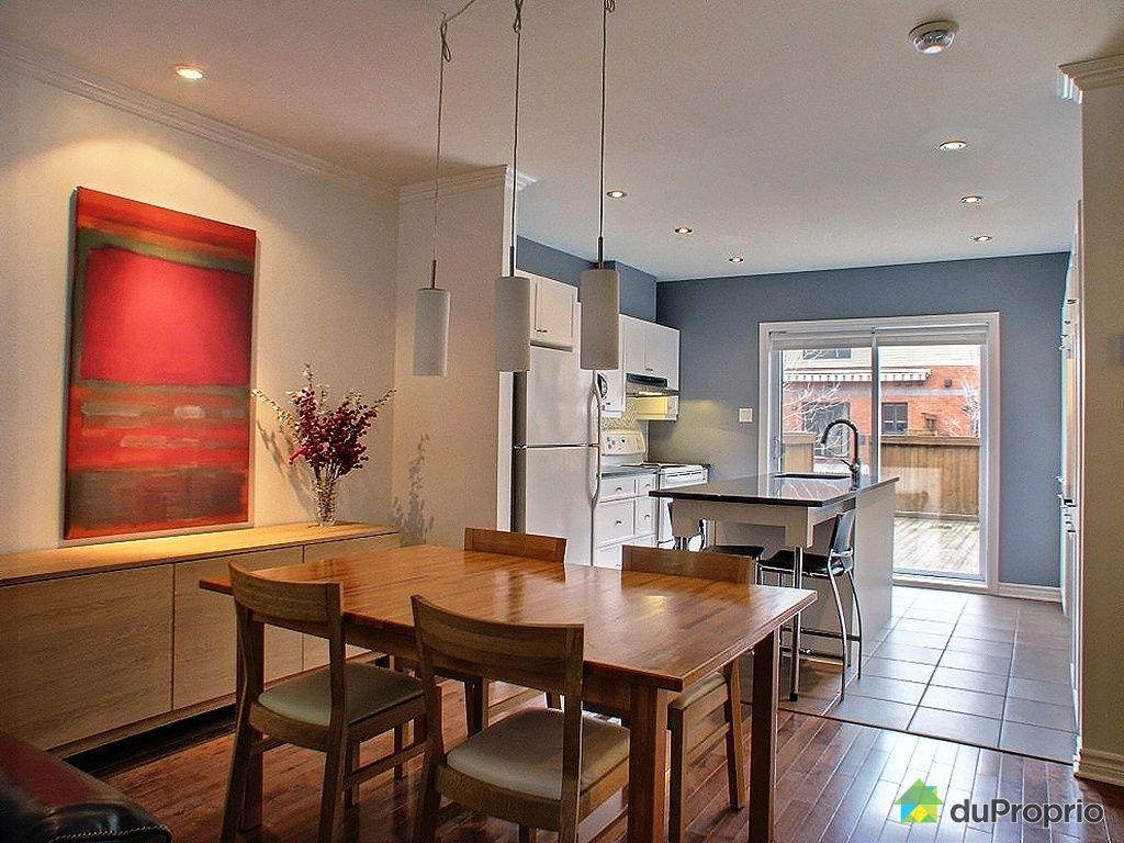 Maison vendu montr al immobilier qu bec duproprio 318800 for Alarme maison montreal