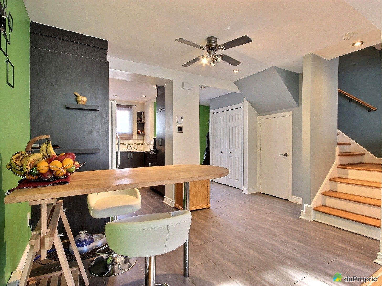 Maison vendu montr al immobilier qu bec duproprio 273456 for Acheter un maison a montreal