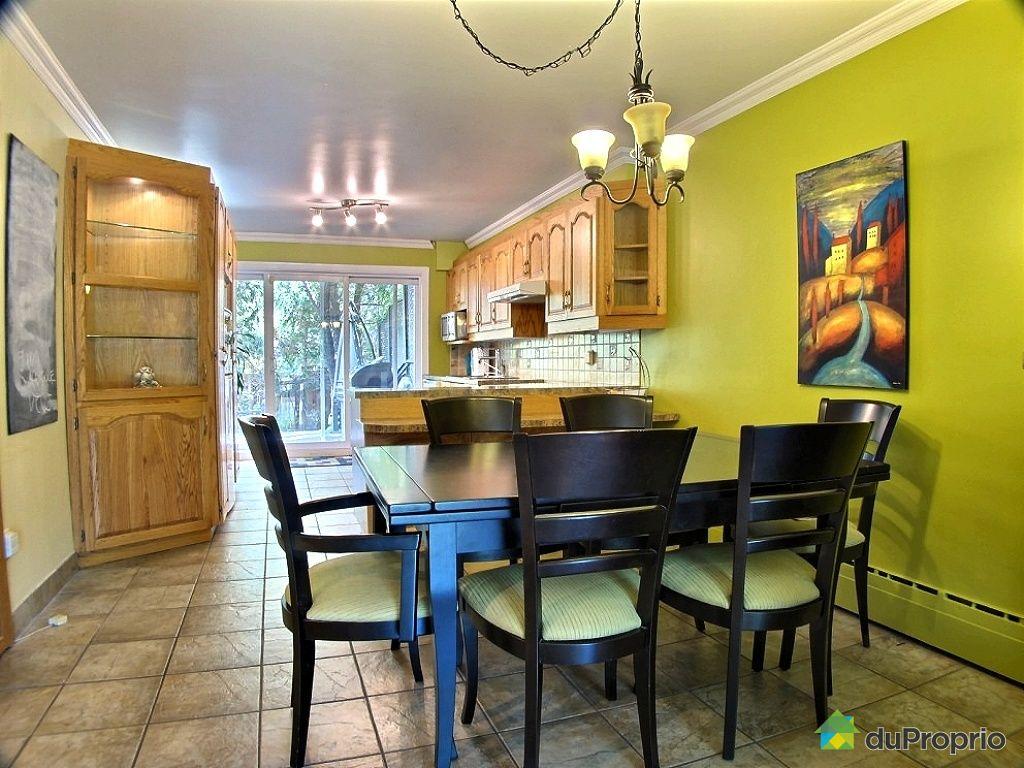 Triplex vendu montr al immobilier qu bec duproprio 458400 for Salle a manger montreal