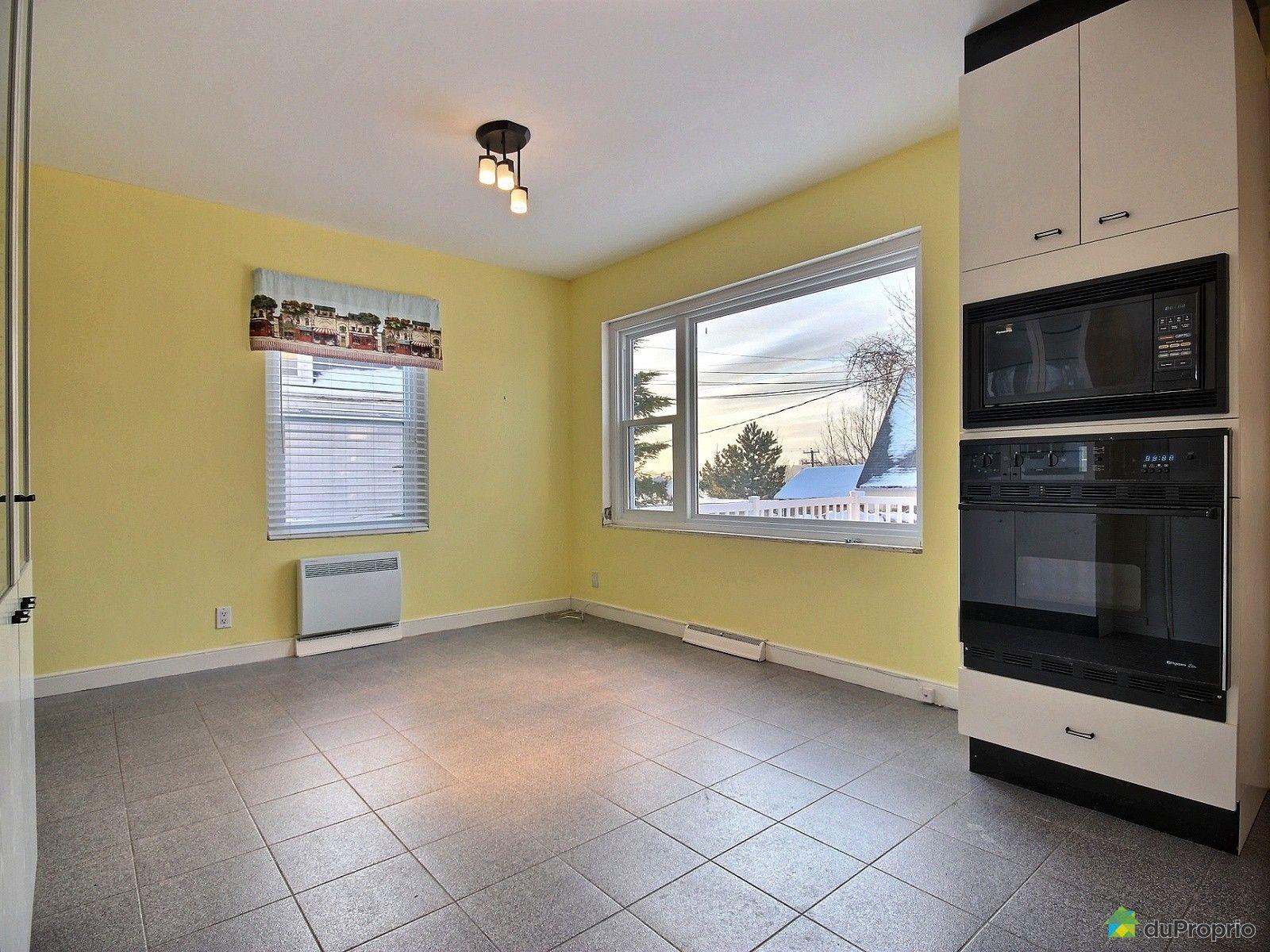 Duplex vendu l vis immobilier qu bec duproprio 576127 for Salle a manger levi