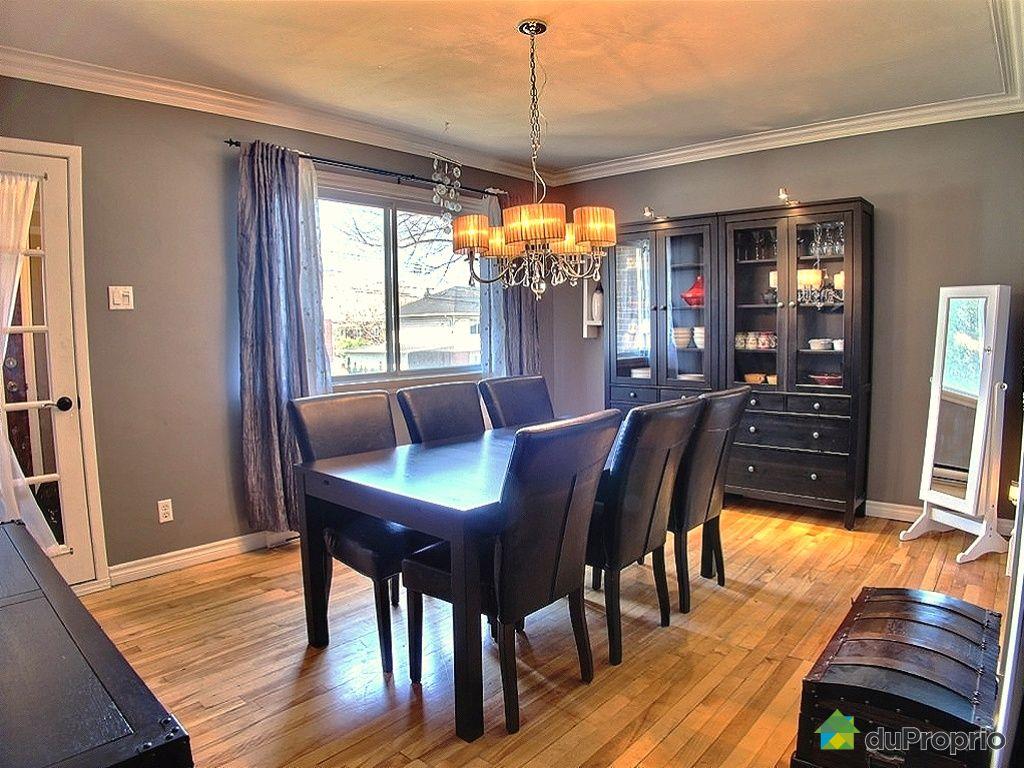 Duplex vendu montr al immobilier qu bec duproprio 417328 for Salle a manger montreal