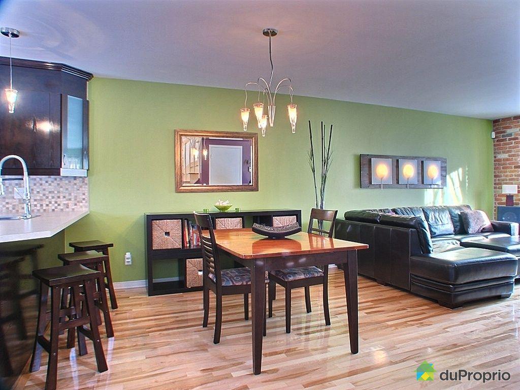 #40638B Jumelé Vendu Auteuil Immobilier Québec DuProprio 226268 3635 salle a manger moderne a vendre 1024x768 px @ aertt.com
