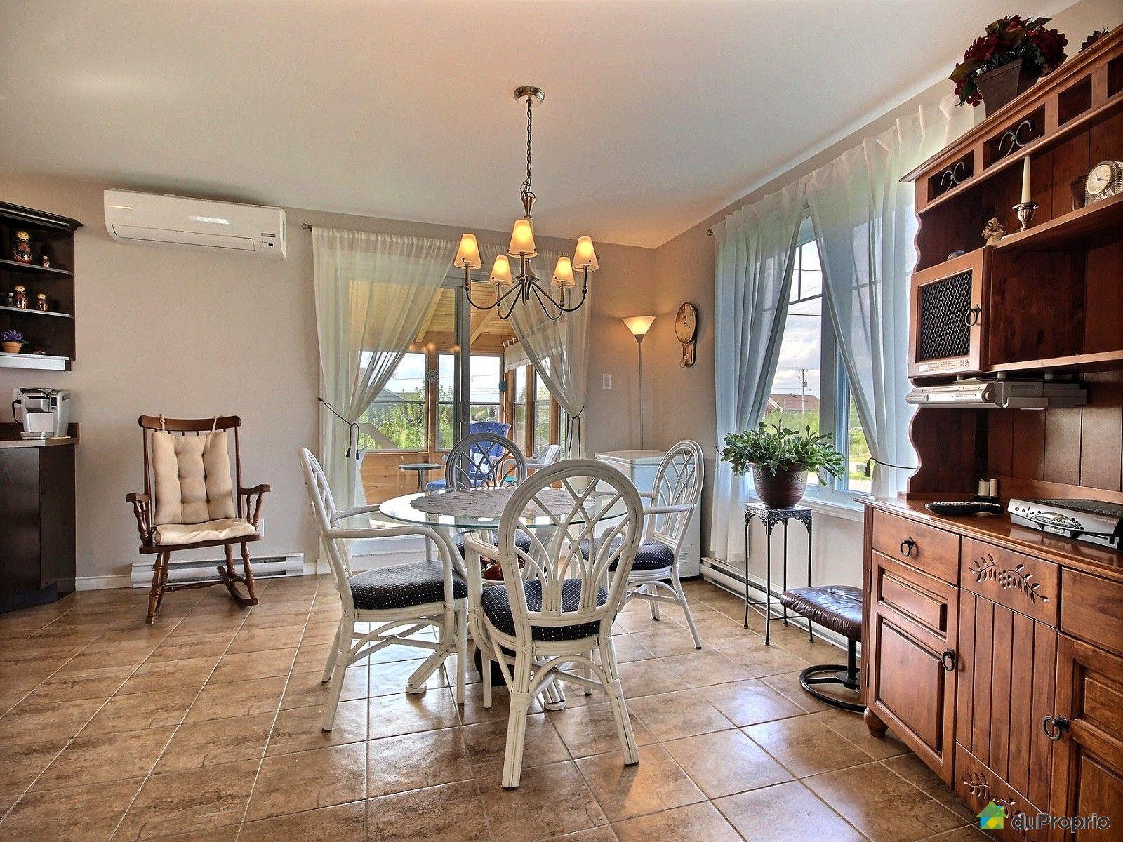 Jumel vendu l vis immobilier qu bec duproprio 613849 for Salle a manger levi
