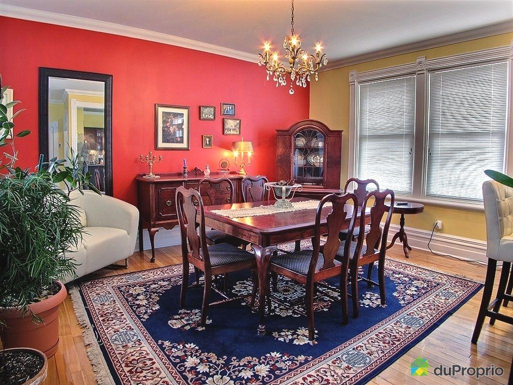 Loft vendu trois rivi res immobilier qu bec duproprio for Salle a manger loft
