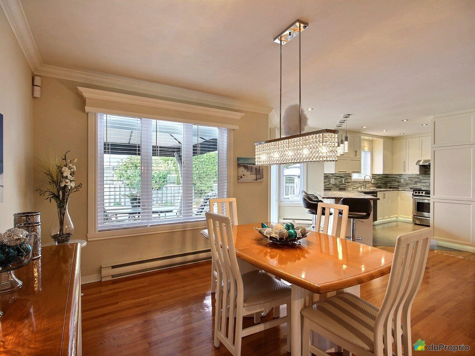 Maison vendre longueuil 3551 rue belcourt immobilier for Salle a manger a vendre