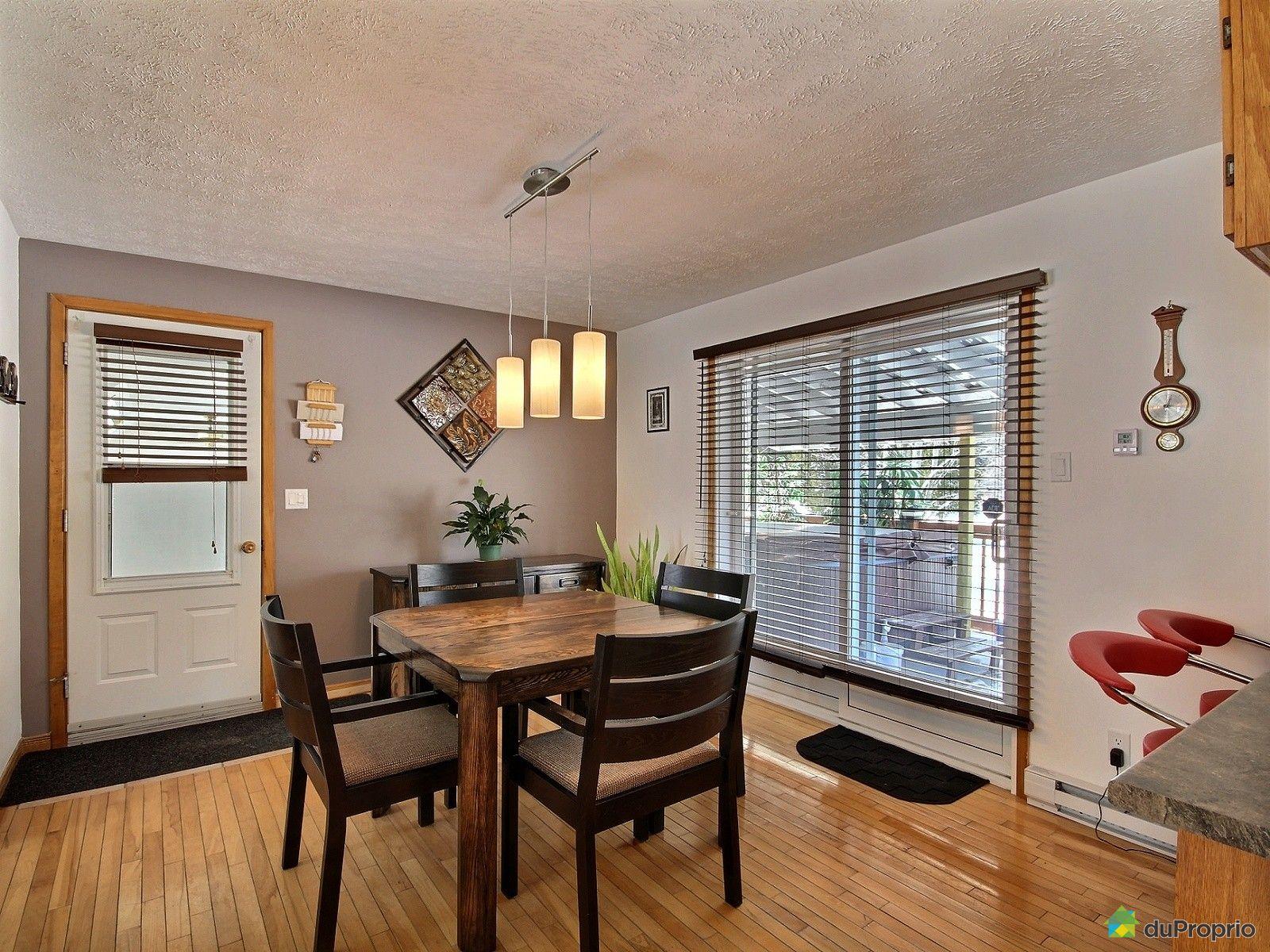 Maison Vendre Rock Forest 5822 Rue Joyal Immobilier