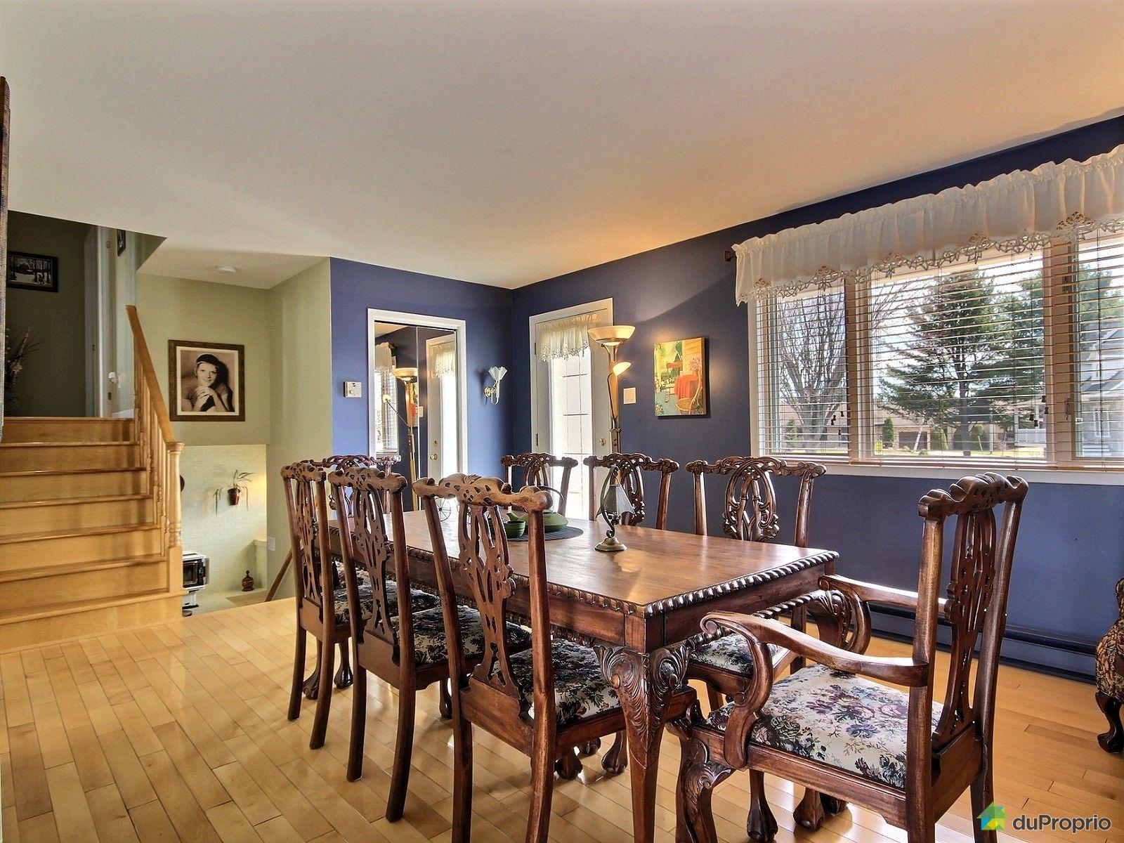 Maison vendu trois rivi res immobilier qu bec duproprio for Salle a manger yannick