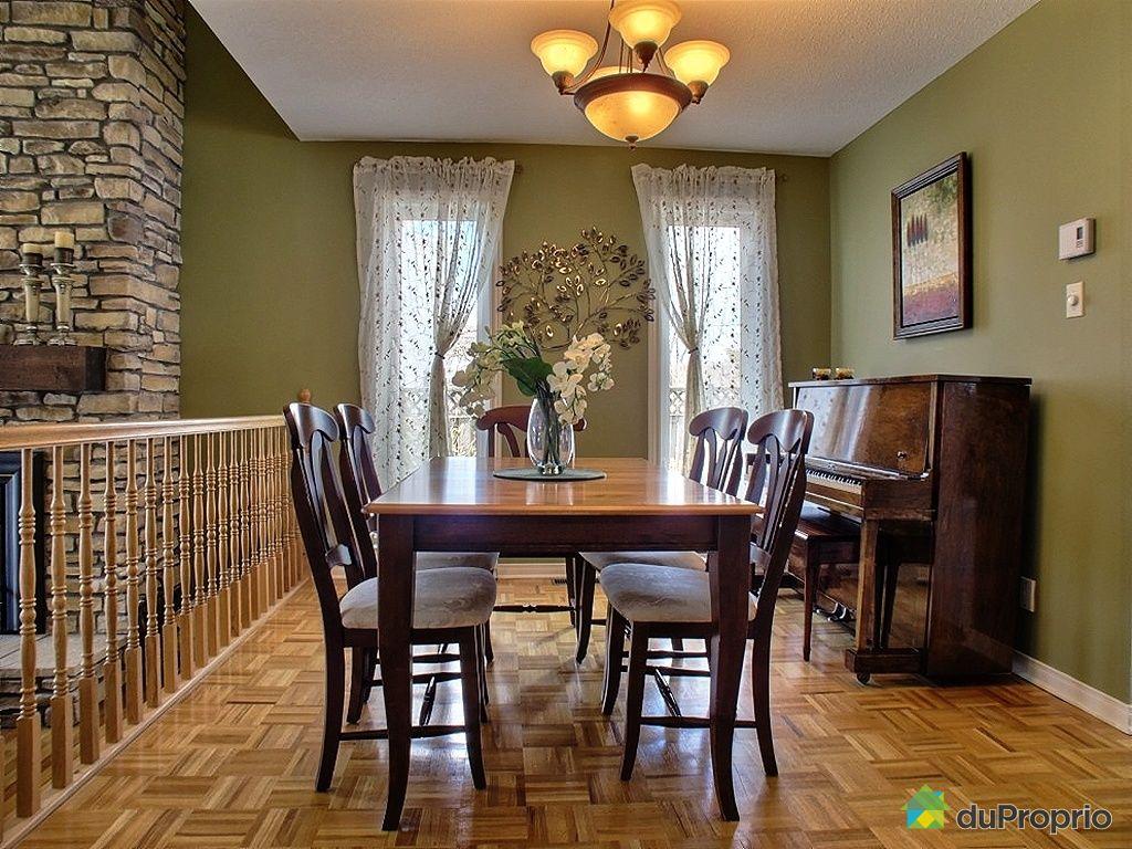 Maison vendu gatineau immobilier qu bec duproprio 412862 for Salle a manger ottawa