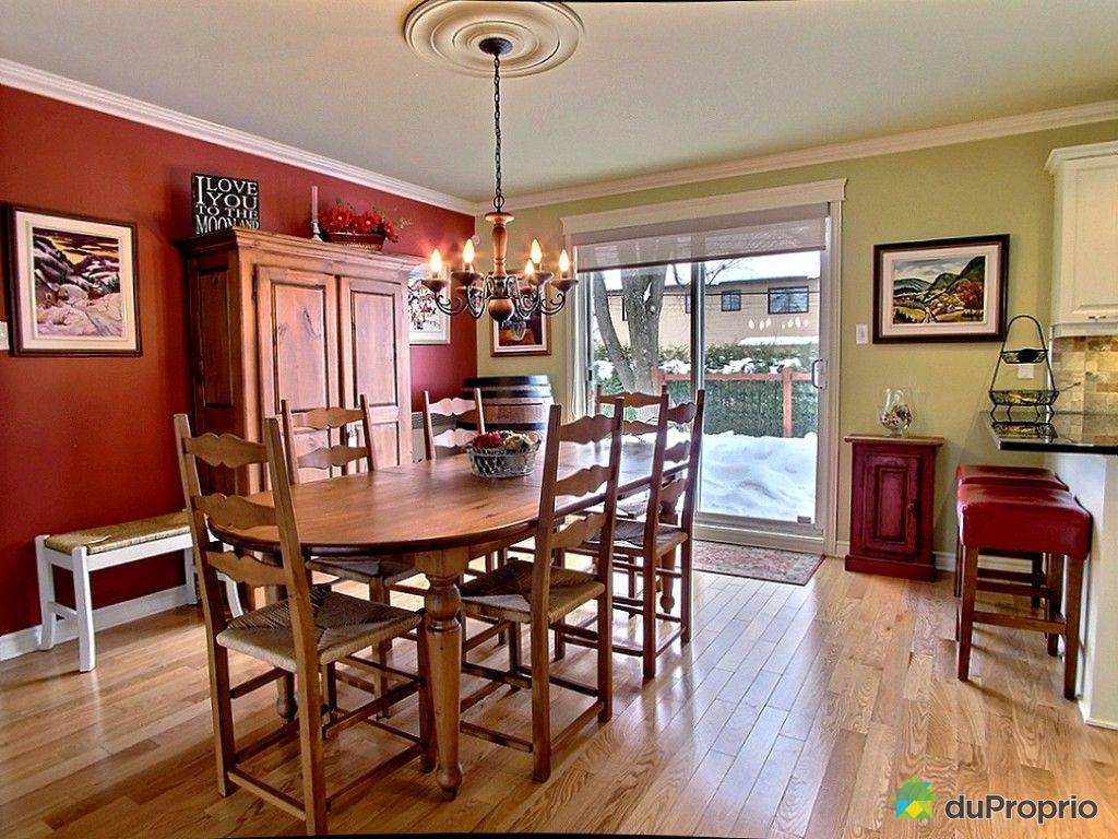 Maison vendu montr al immobilier qu bec duproprio 568791 for Salle a manger bastien