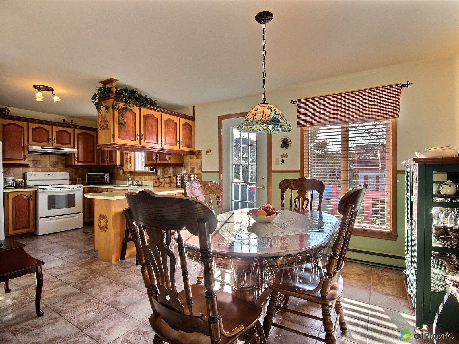 Maison vendu l vis immobilier qu bec duproprio 547575 for Salle a manger levi