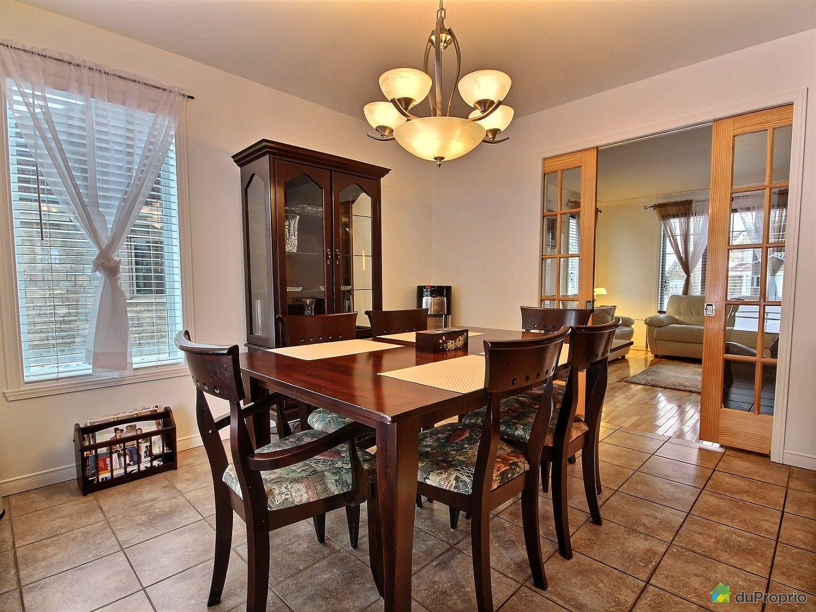 Maison vendre l vis 3914 rue des turquoises immobilier for Salle a manger levi