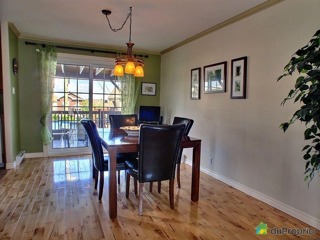 Maison vendu l vis immobilier qu bec duproprio 349508 for Salle a manger levi