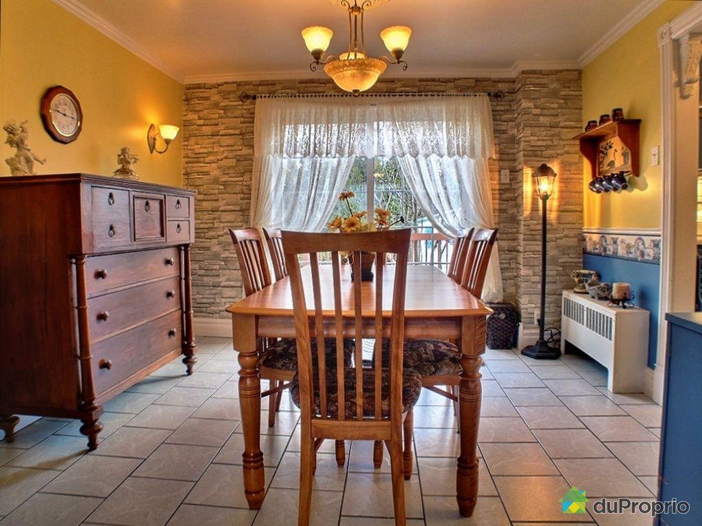 Maison vendu l vis immobilier qu bec duproprio 376496 for Salle a manger levi