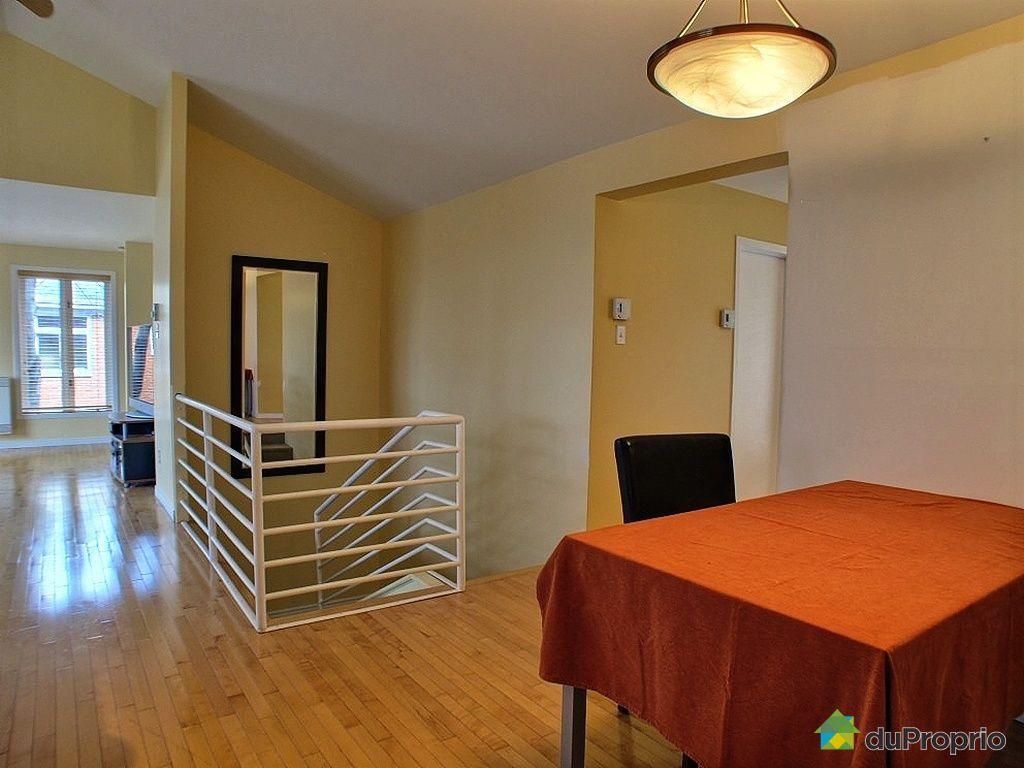 Maison vendu l vis immobilier qu bec duproprio 384186 for Salle a manger levi
