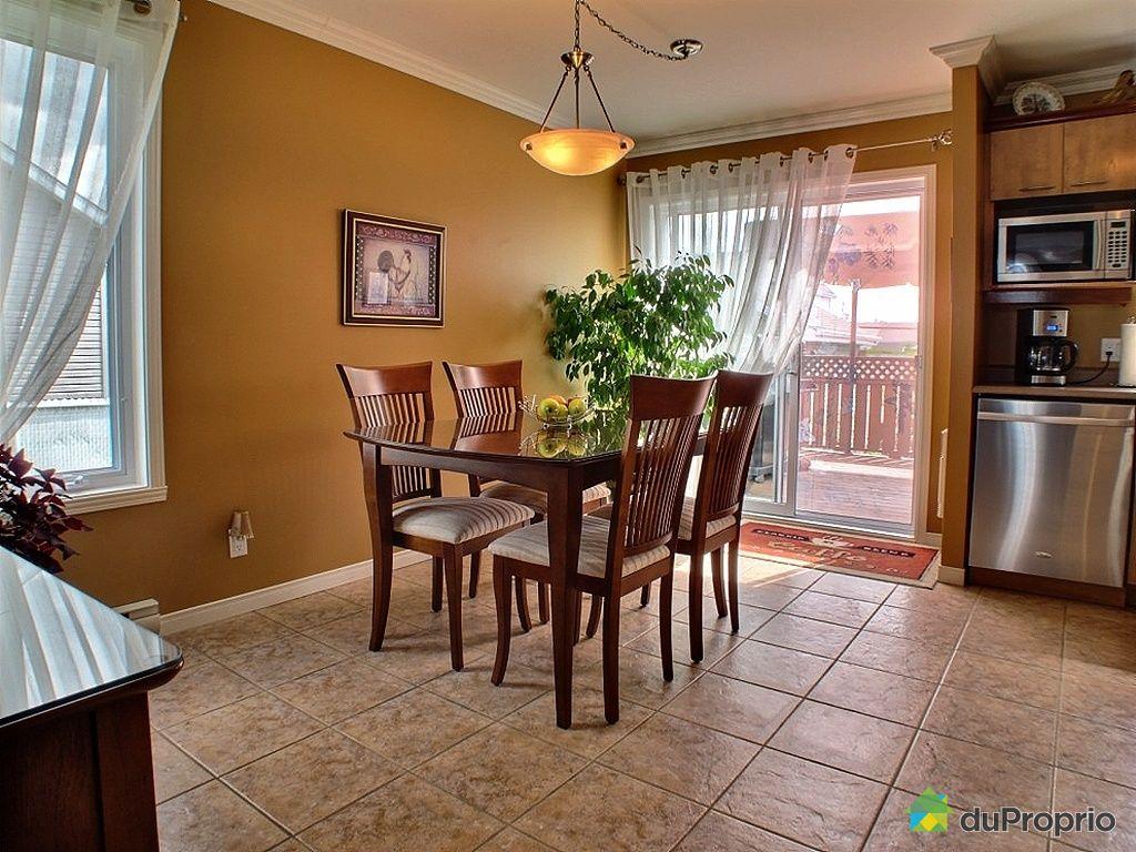 Maison vendu l vis immobilier qu bec duproprio 434671 for Salle a manger levi