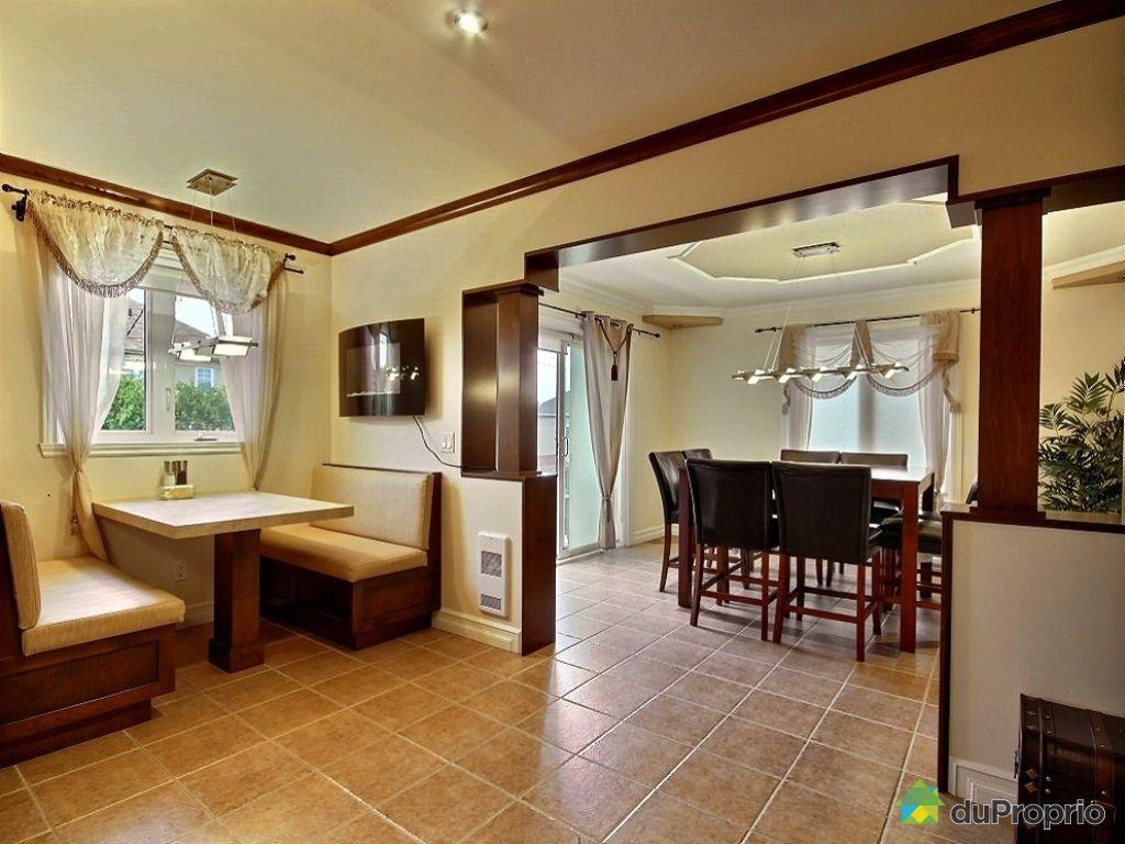 Maison vendu l vis immobilier qu bec duproprio 451625 for Salle a manger levi