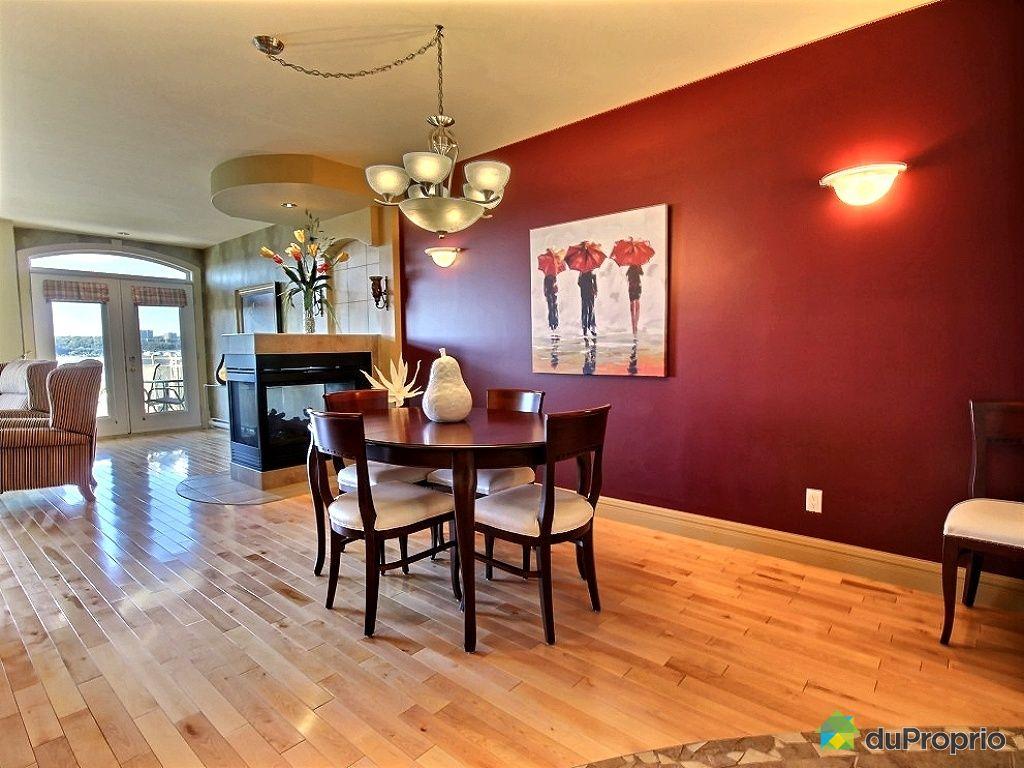 Maison vendu l vis immobilier qu bec duproprio 458521 for Salle a manger levi