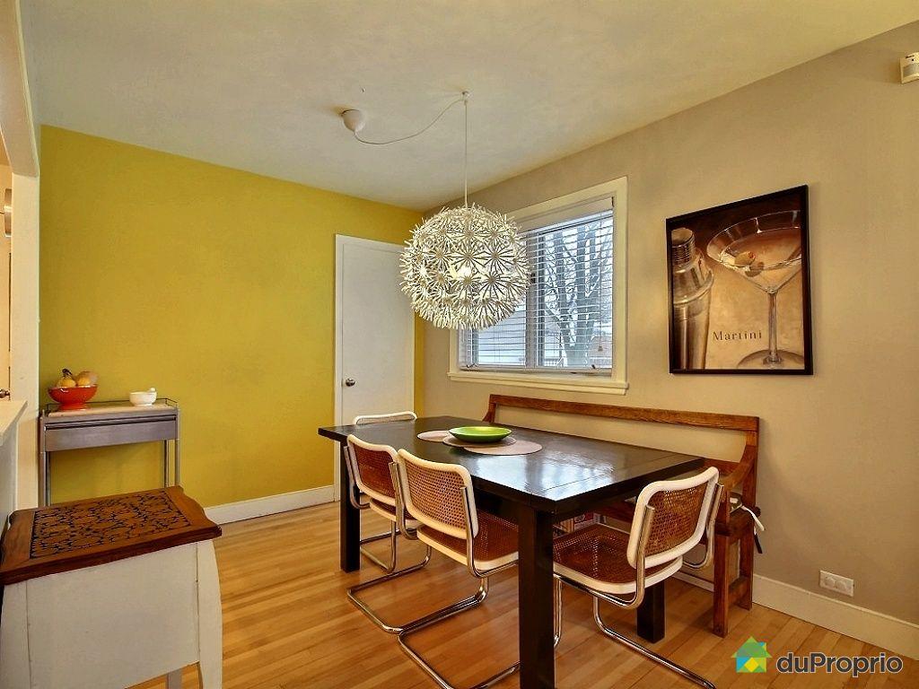 Maison vendu l vis immobilier qu bec duproprio 476635 for Salle a manger levi