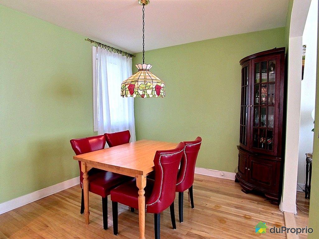 Maison vendu montr al immobilier qu bec duproprio 519705 for Salle a manger quartz