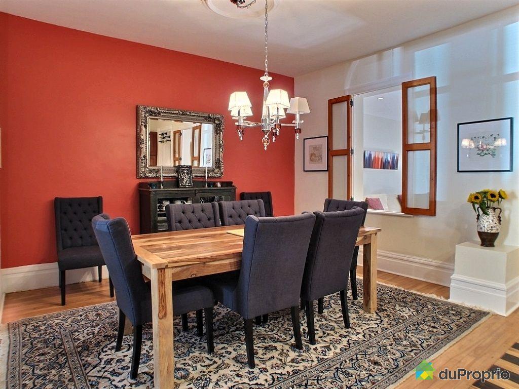 Maison Vendu Montr Al Immobilier Qu Bec Duproprio 458866